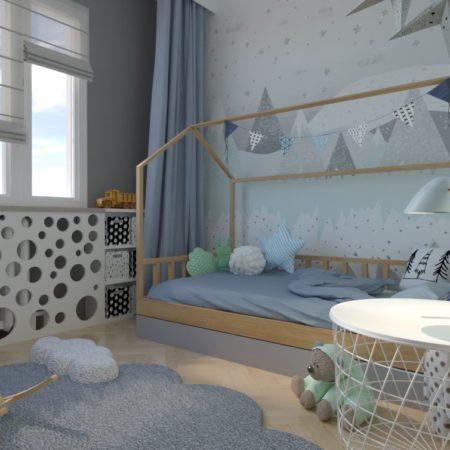 Pokój małego Jasia